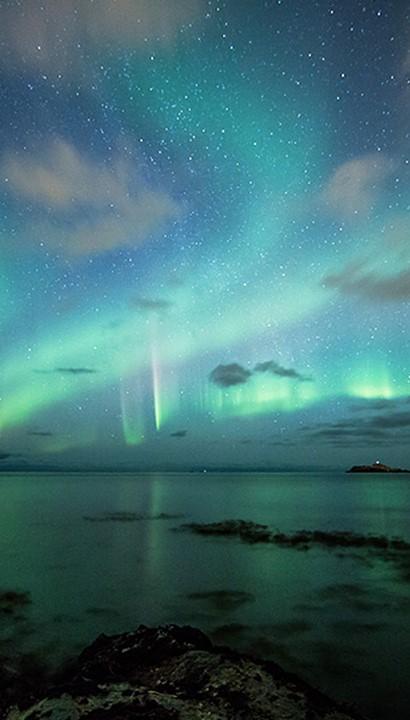 Op zoek naar het Noorderlicht