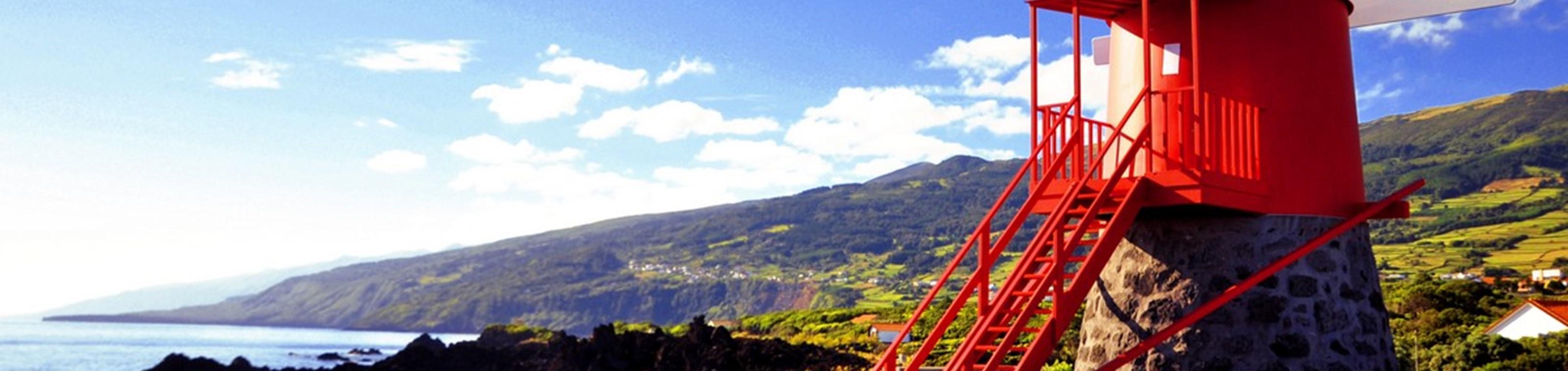Ontdek de Azoren, mozaïek van kraters en meren