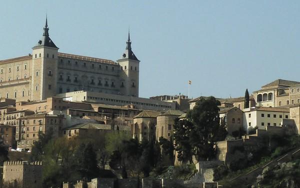 Combineer Madrid en Toledo