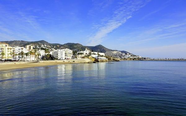 Viersterrenhotel Estela Barcelona in Sitges