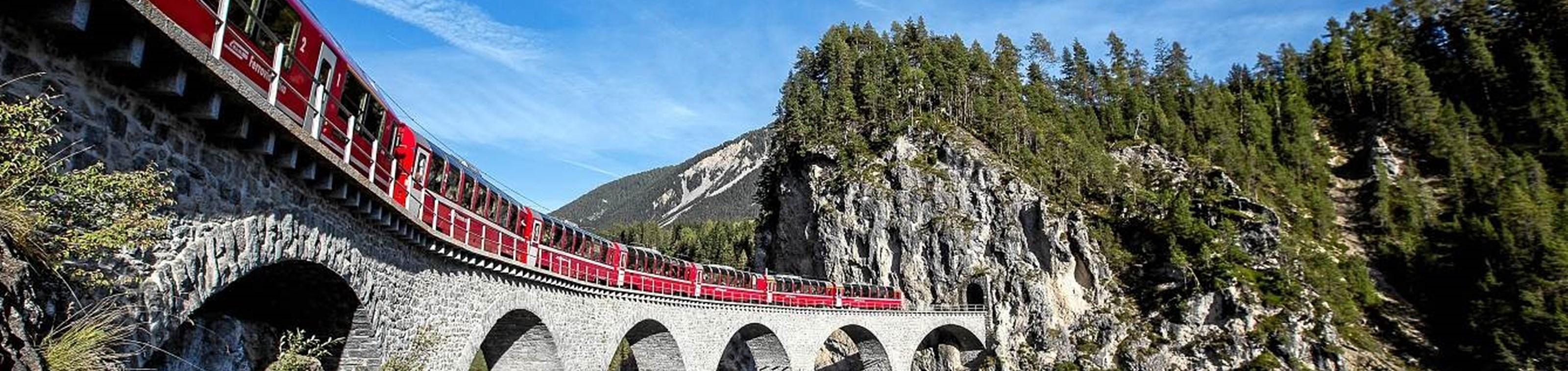 The Swiss Rail Adventure Classic