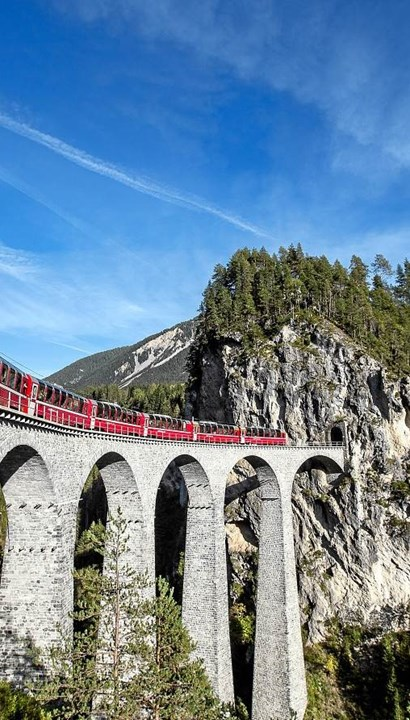 The Swiss Rail Adventure Classic