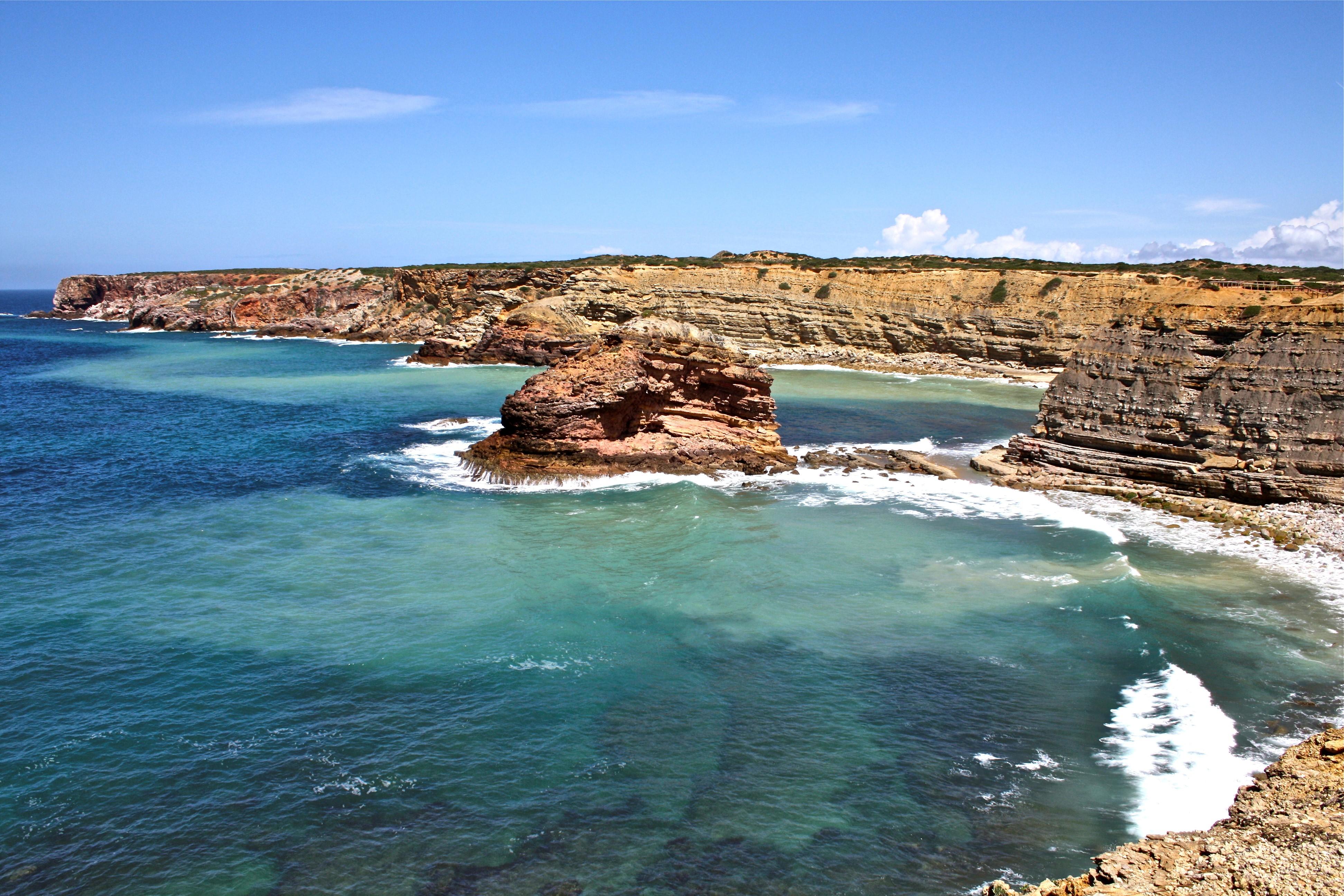 Van de Westelijke naar de Oostelijke Algarve