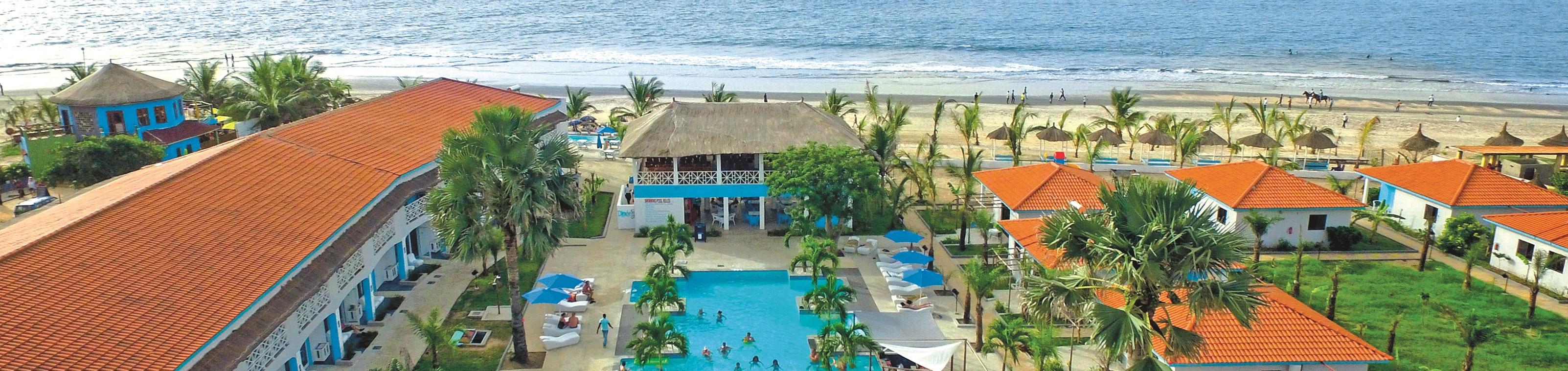 Djembe Beach Resort****
