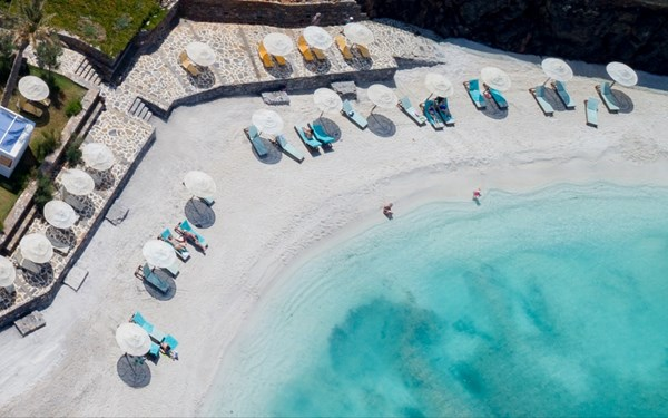 Radisson Blu Beach Resort in Milatos, Kreta