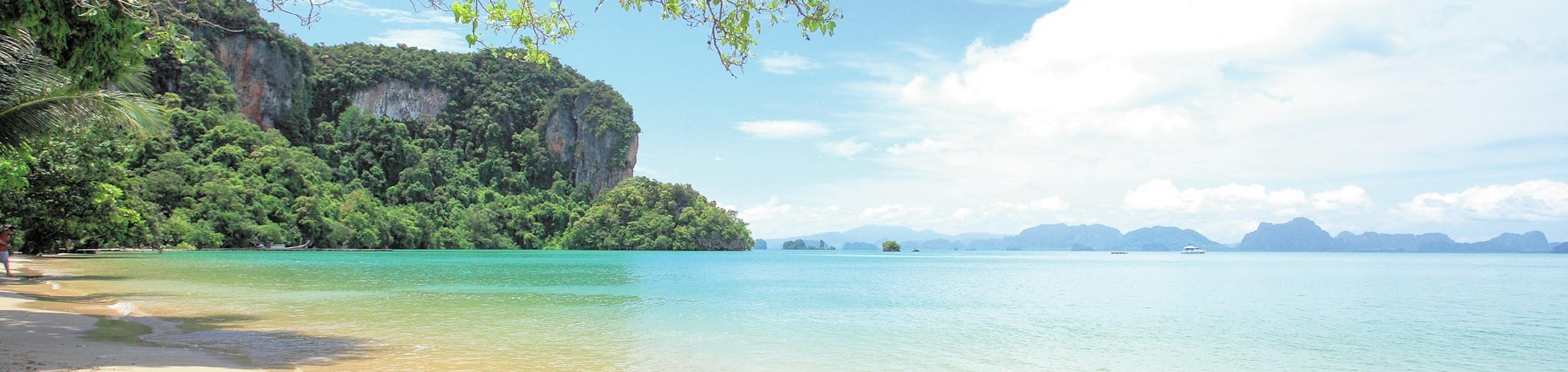 Eilandhoppen Zuid-Thailand