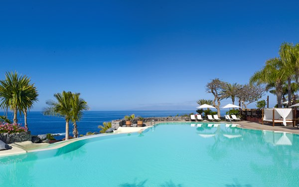 Golfen in het exclusieve Abama Resort in Tenerife