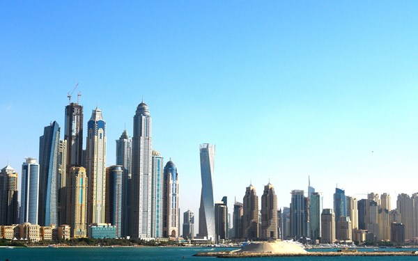 Dubai: tussen wolkenkrabbers en palmbomen