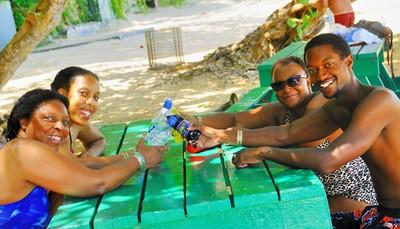 Hoe bereik ik het authentieke Jamaica?