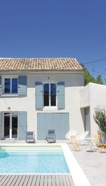 Stijlvolle vakantiewoning in Zuid-Frankrijk