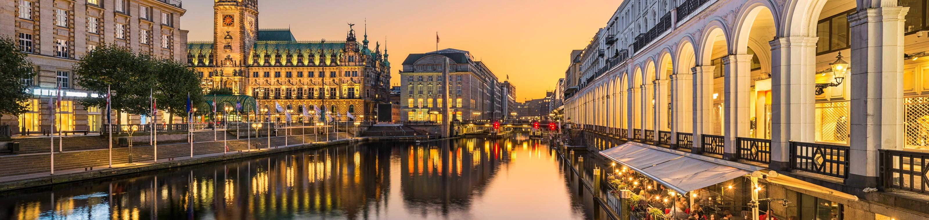 5-daagse onderdompeling in de geschiedenis van de Duitse Hanzesteden