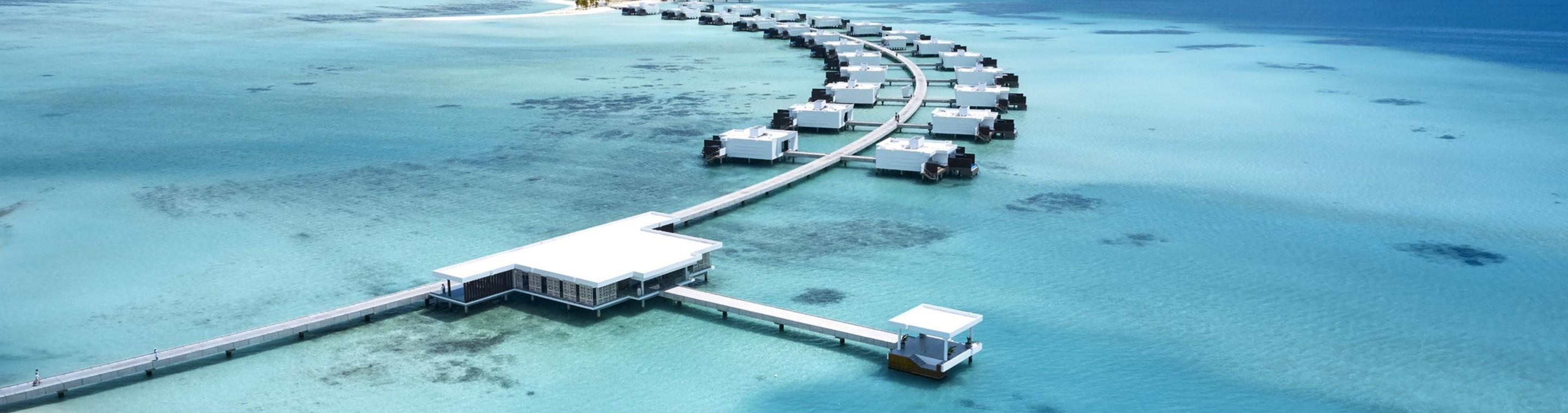 Riu Palace Maldivas *****, Maldives