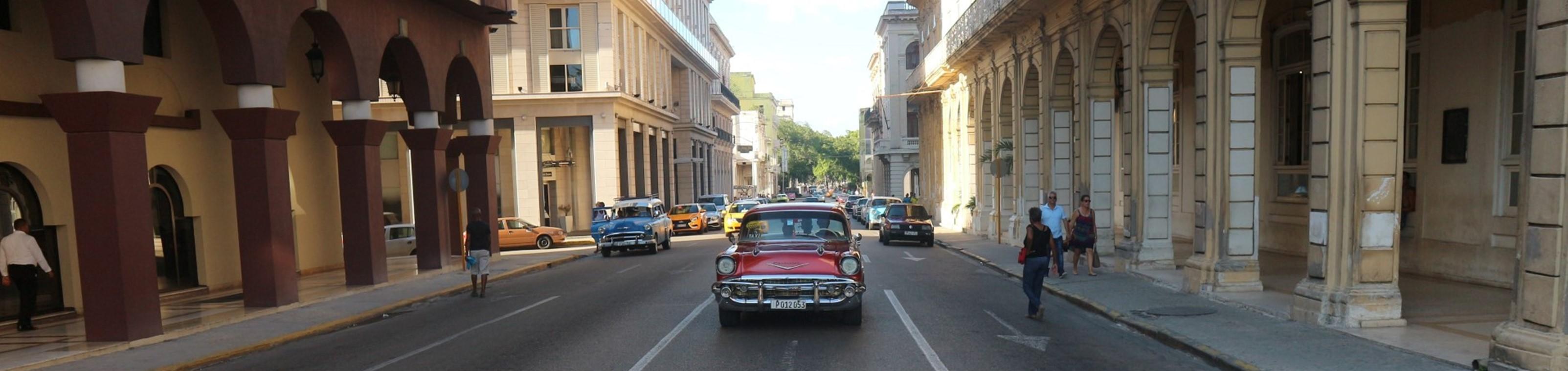 Best of Cuba: 8-daagse rondreis met huurwagen
