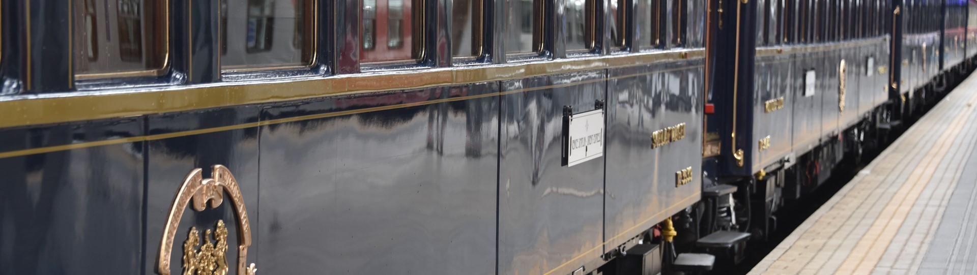 De Venice Simplon Orient Express
