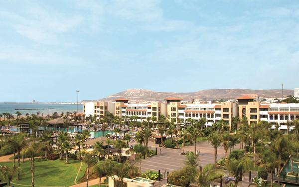 Viersterren adults only Riu hotel in Agadir