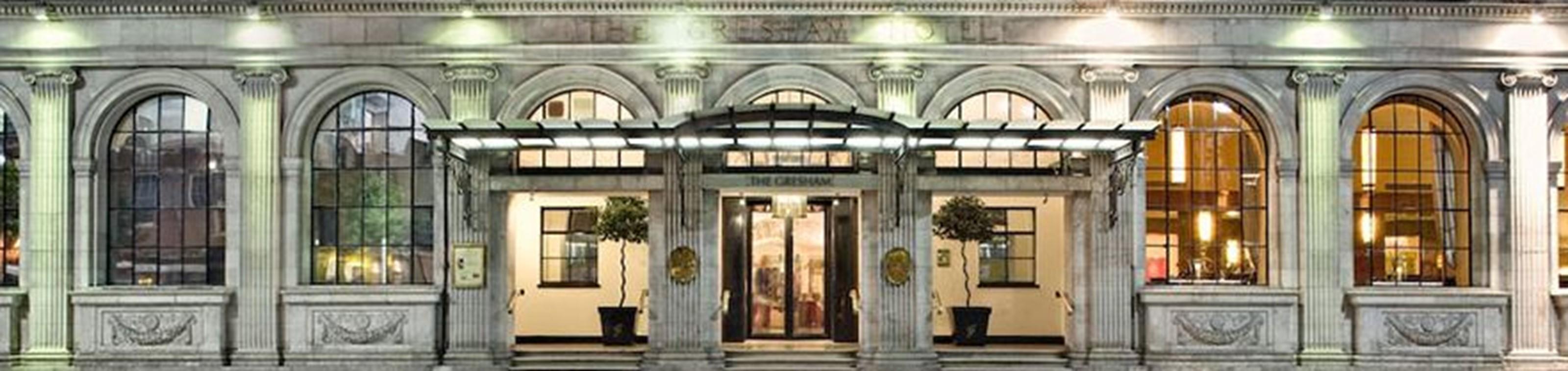 Citytrip naar het nieuwe Hotel Riu Plaza The Gresham **** in Dublin