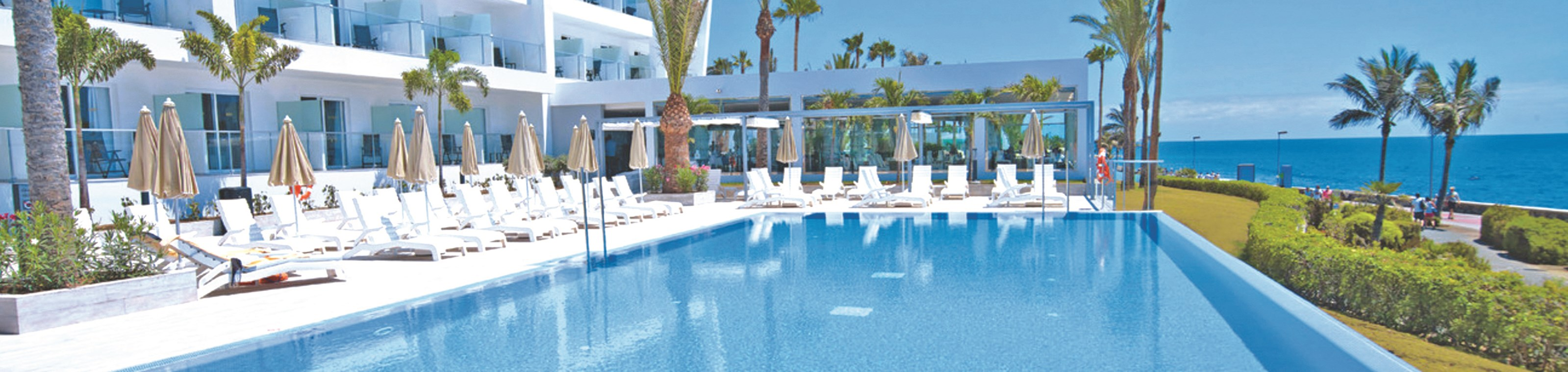 Vijfsterrenhotel Riu Palace Meloneras op Gran Canaria