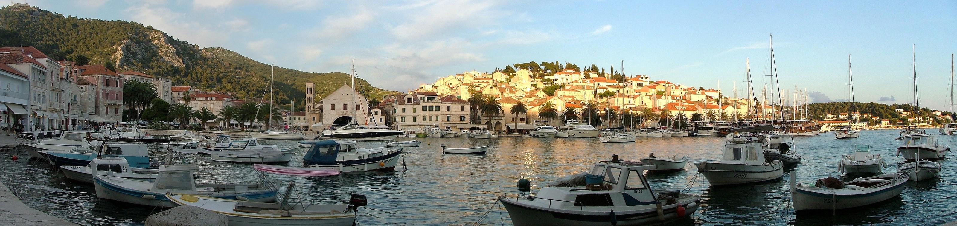 Begeleide Cruise Kroatië