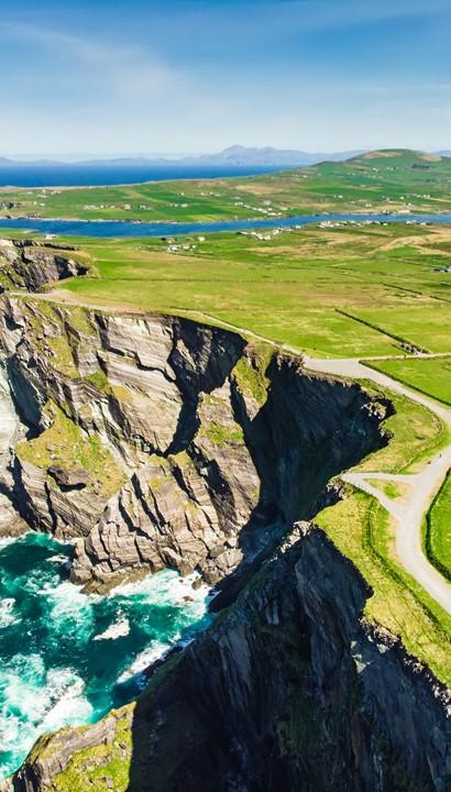 Verbluffende natuurpracht in Ierland