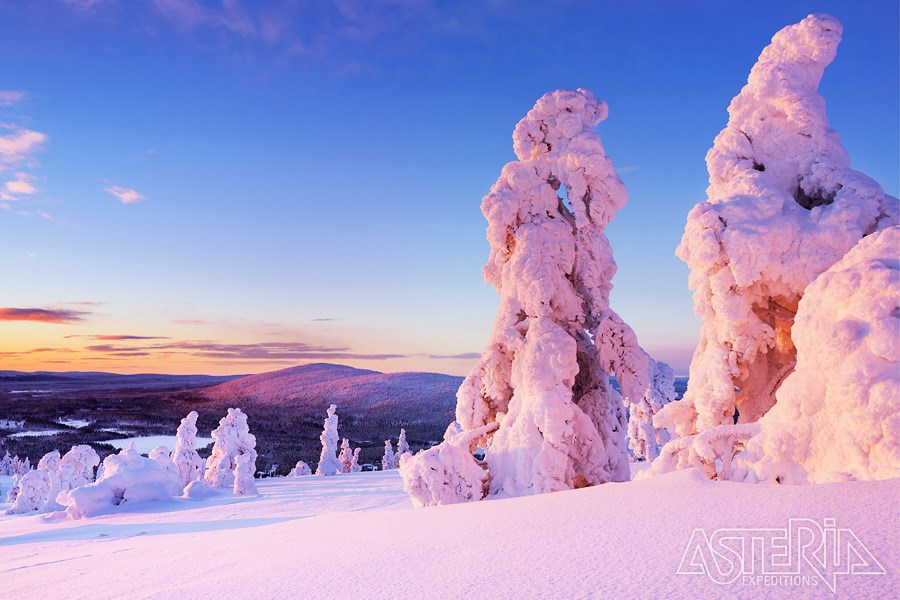 Ontdek Snow Village in Lapland