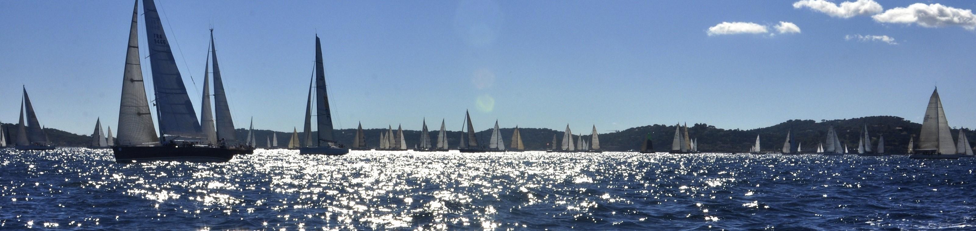 Exclusief zeilevenement Les Voiles de Saint Tropez