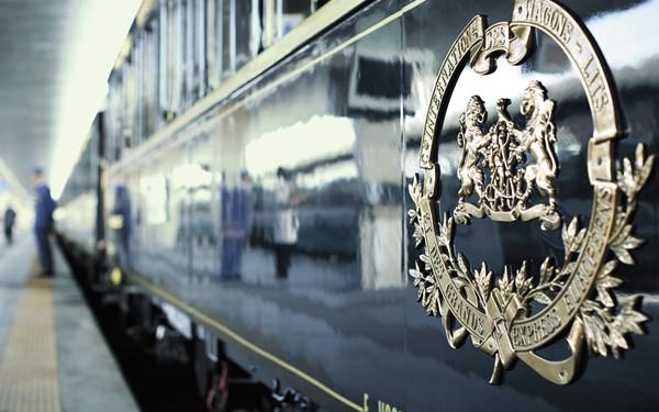 Luxe treinreis met de Venice Simplon Orient Express