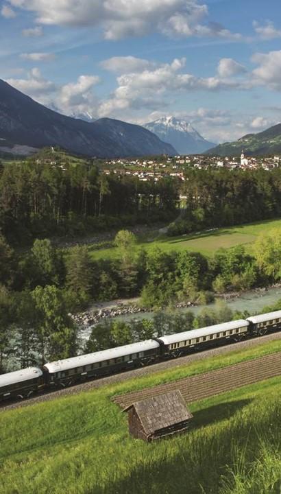 De Venice Simplon Orient Express komt naar Brussel