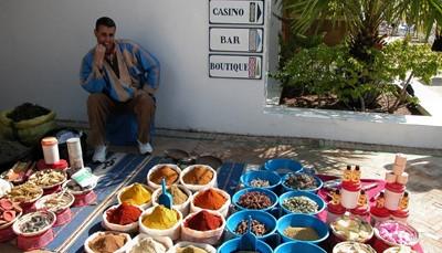 Agadir is de belangrijkste badplaats van Marokko. Dompel je onder in de legendarische charme van de Arabische cultuur en traditie. Je kunt er excursies maken naar de Kasba, de Haven, de Medina, de Vallei van Tamraght, het Nationaal Park Souss-Massa en een aantal markten in het centrum. Het is de perfecte exotische bestemming voor wie houdt van een smeltkroes van de Arabische, Afrikaanse en Mediterrane geschiedenis en cultuur.