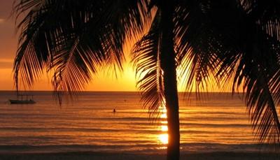 In het westen van Jamaica vind je Negril, gekenmerkt door parelwitte stranden en ruige kliffen. Het bekende strand Seven Mile Beach werd meermaals verkozen tot het mooiste strand ter wereld omwille van de combinatie van adembenemende oranje zonsondergangen, het witte strand en het diepblauwe water. Je kunt er heerlijk zonnen, struinen langs marktjes en strandbars, of watersport beoefenen.
