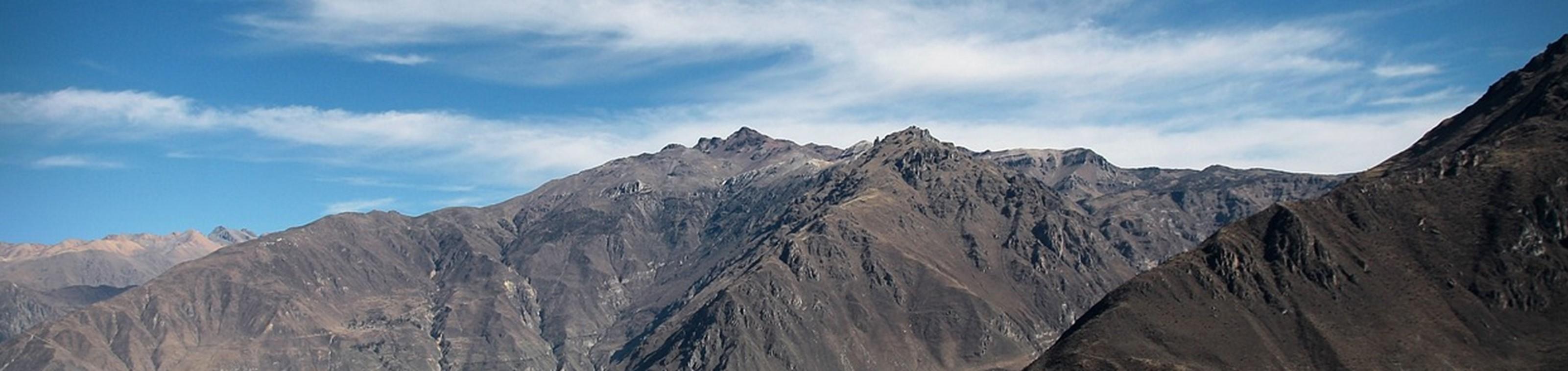 Peru, schatten van de Andes