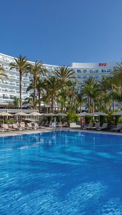Riu Palace Palmeras ****, Gran Canaria
