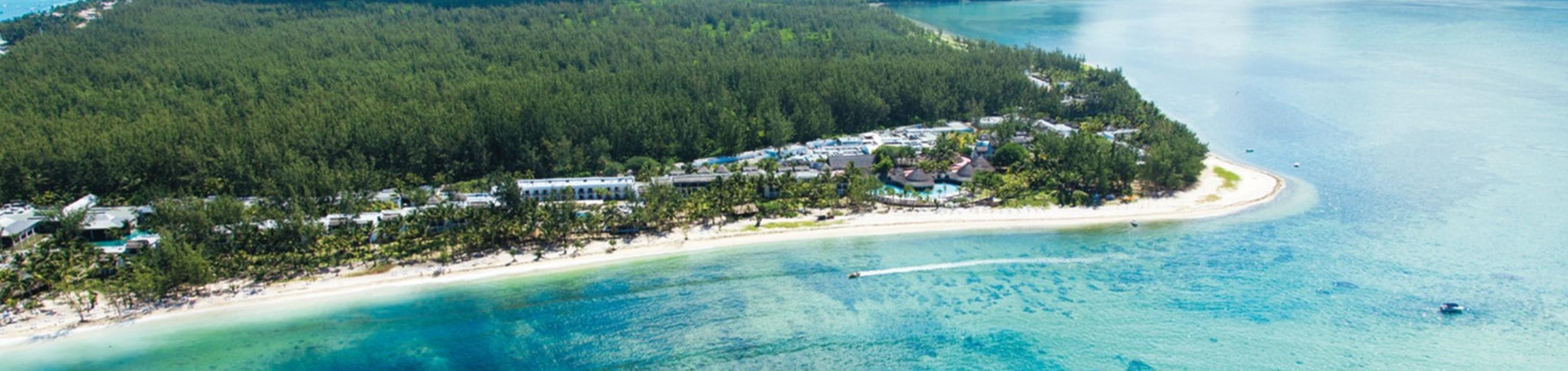 Viersterrenhotel Riu Creole op Mauritius