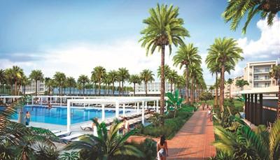 Dit vijfsterrenhotel op een half uur rijden van het Mexicaanse Cancun opent de deuren op 2 december. Een splinternieuw hotel dus, met modern uitgeruste kamers, gratis wifi in het hele hotel en een ruim gastronomisch aanbod. Bovendien is Riu Dunamar 24 uur all inclusive. Handig voor dat verfrissende drankje aan één van de 5 zwembaden of aan de swim-upbar. Kortom, Riu Dunamar biedt je het ideaal recept voor een paradijselijke en onvergetelijke vakantie.