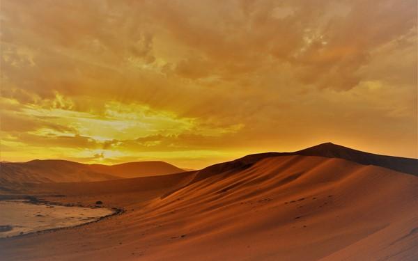 Groepsreis Namibië met familie
