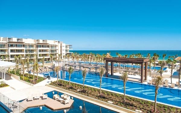 Buitengewoon verblijf in Mexico: Royalton Riviera Cancun*****