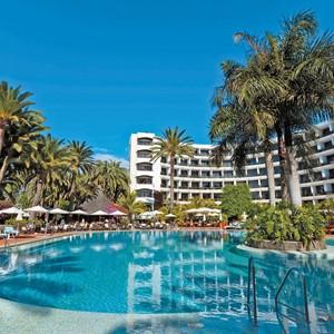 Luxe en elegantie in jaren 70 stijl: Seaside Palm Beach op Gran Canaria