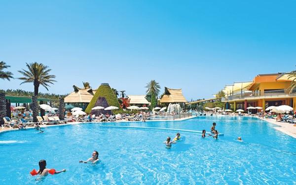 Familiehotel met super waterpark in Turkije