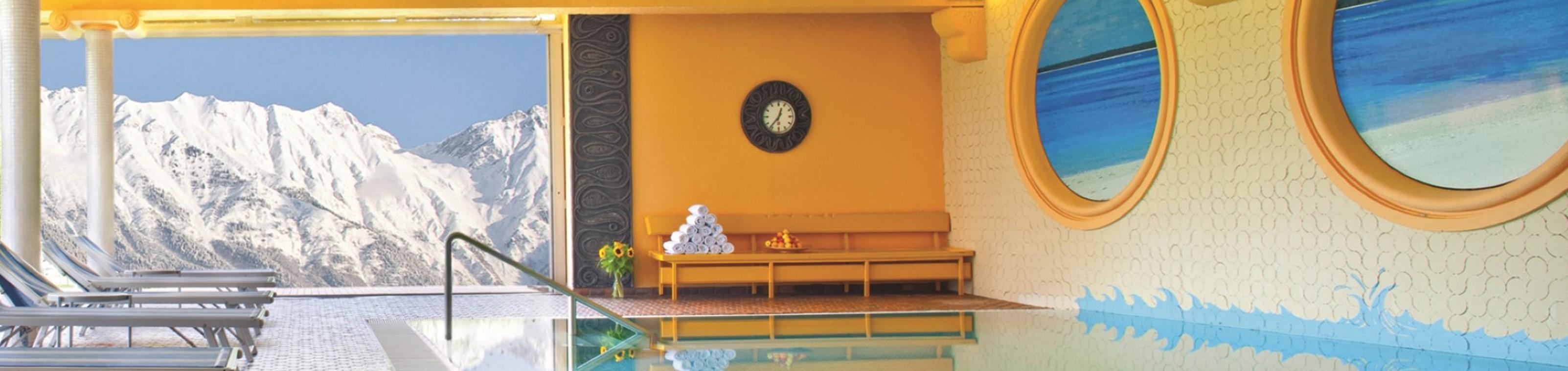 Sport en ontspanning in Oostenrijk: Sporthotel Igls****