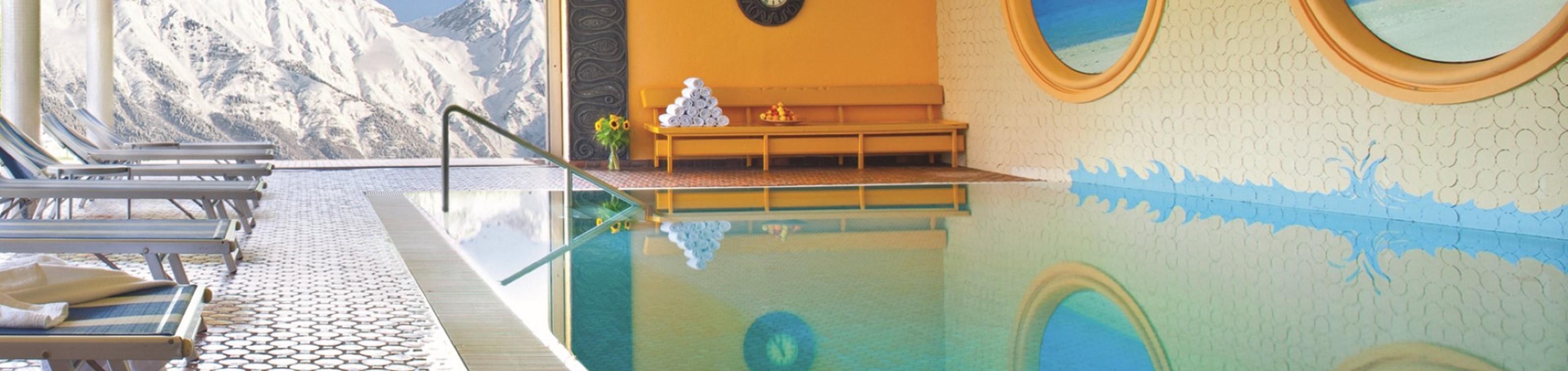 Sport et détente en Autriche : Sporthotel Igls****