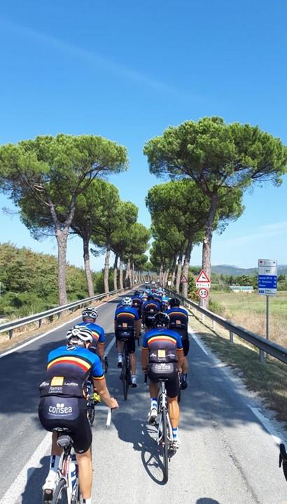 Sportieve fietsvakanties