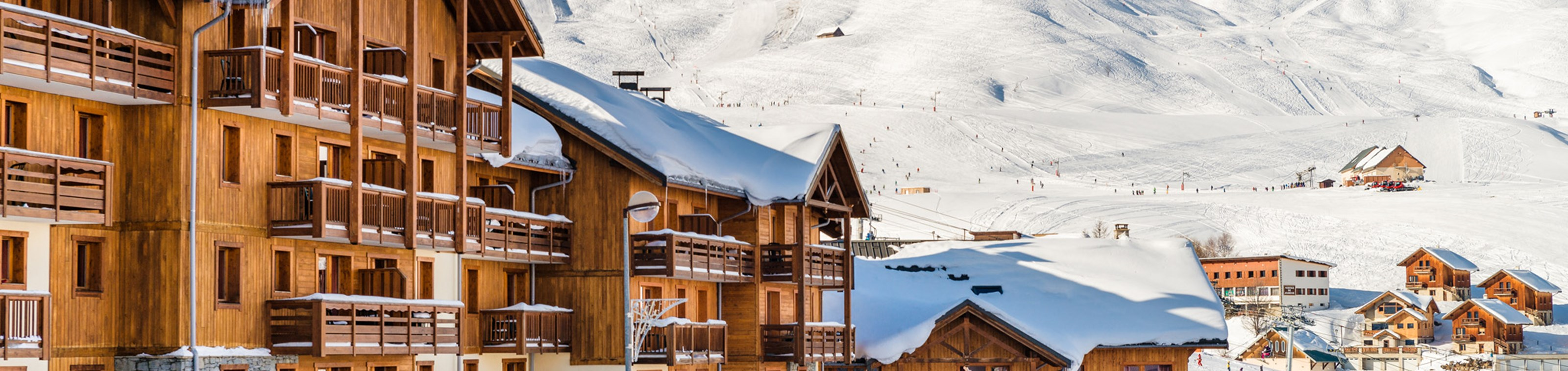 Wintervakantie in la Toussuire