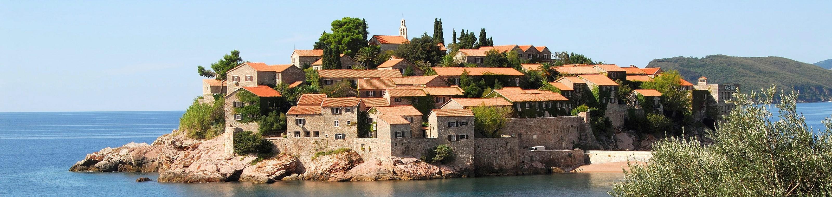 Van Dubrovnik naar de baai van Kotor