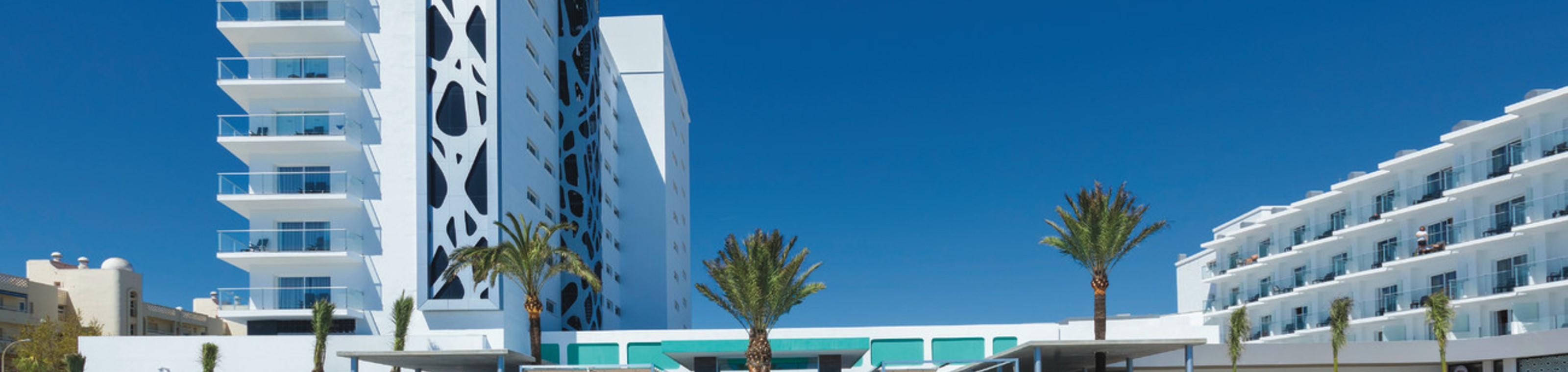 All Inclusive RIU hotel in Torremolinos