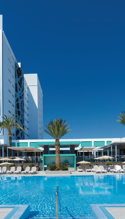 All Inclusive RIU hotel in Torremolinos