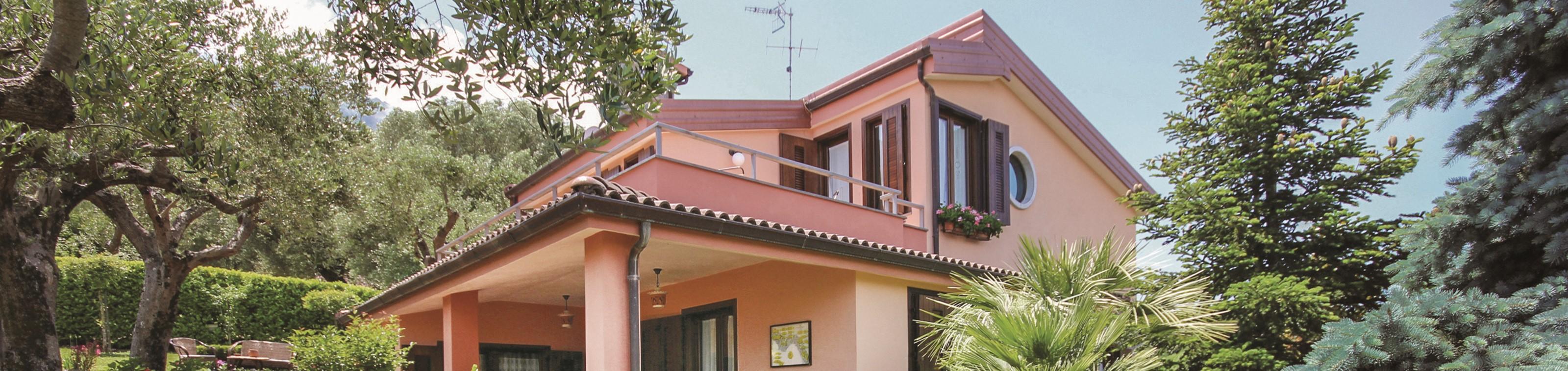 Villa Francesca: gezellige vakantiewoning in Italiaanse Campania