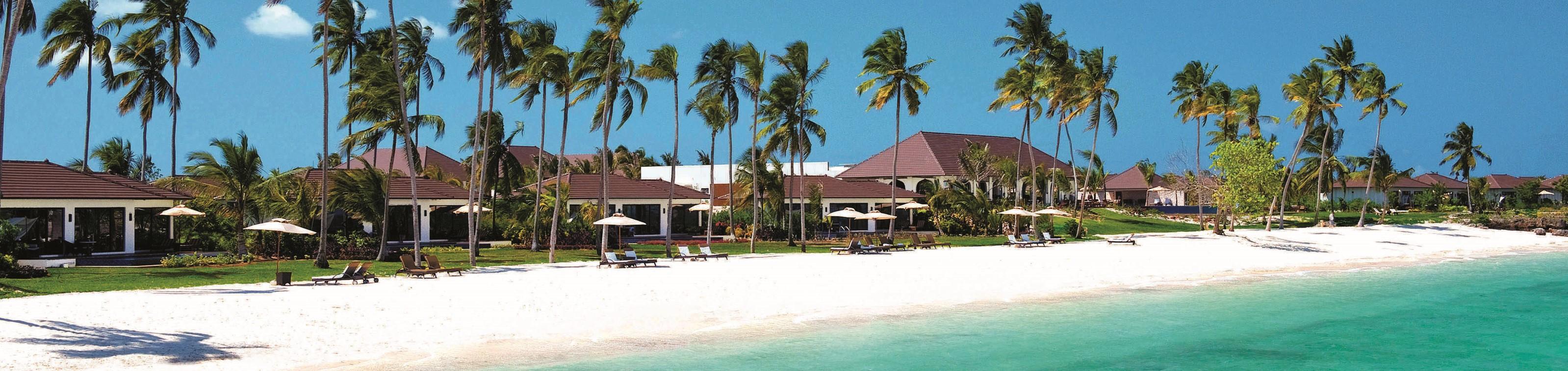 Luxe strandverblijf op Zanzibar